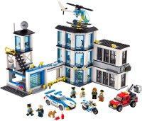 Конструктор Lego Police Station 60141