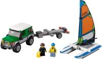 Фото - Конструктор Lego 4x4 with Catamaran 60149
