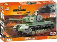 Конструктор COBI M46 Patton 3008