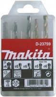 Фото - Набор инструментов Makita D-23759