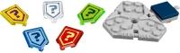 Фото - Конструктор Lego Combo NEXO Powers Wave 1 70372