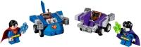 Фото - Конструктор Lego Mighty Micros Superman vs. Bizarro 76068