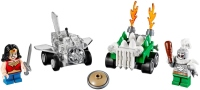 Фото - Конструктор Lego Mighty Micros Wonder Woman vs. Doomsday 76070