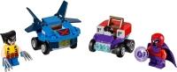 Фото - Конструктор Lego Mighty Micros Wolverine vs. Magneto 76073