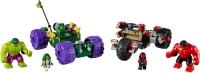 Фото - Конструктор Lego Hulk vs. Red Hulk 76078