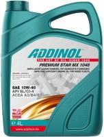 Моторное масло Addinol Premium Star MX 1048 10W-40 4L