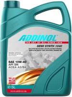 Моторное масло Addinol Semi Synth 1040 10W-40 5L