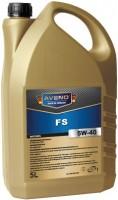 Моторное масло Aveno FS 5W-40 5L