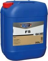 Моторное масло Aveno FS 5W-40 20L