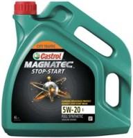 Фото - Моторное масло Castrol Magnatec Stop-Start 5W-20 E 4L