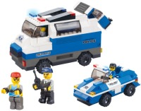 Конструктор Sluban Transport of Prisoners M38-B0189