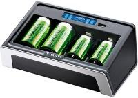 Зарядка аккумуляторных батареек Varta LCD Universal Charger