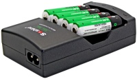 Зарядка аккумуляторных батареек Soshine SC-U1