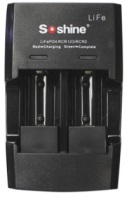 Фото - Зарядка аккумуляторных батареек Soshine S5 Fe