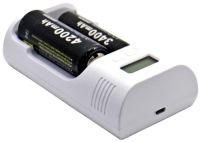 Фото - Зарядка аккумуляторных батареек Soshine T2