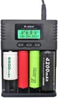 Фото - Зарядка аккумуляторных батареек Soshine H4