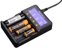 Зарядка аккумуляторных батареек Fenix ARE-C2 Plus