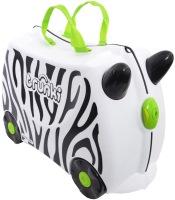 Чемодан Trunki Zimba Zebra