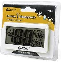 Фото - Термометр / барометр Garin TH-1