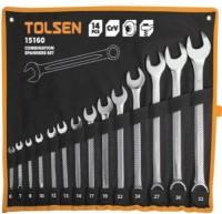 Фото - Набор инструментов Tolsen 15160