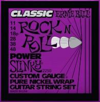 Фото - Струны Ernie Ball Slinky Pure Nickel Wrap 11-48