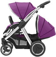 Коляска BABY style Oyster Max Tandem 2 in 1