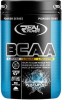 Фото - Аминокислоты Real Pharm BCAA Instant 400 g