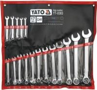 Набор инструментов Yato YT-0363