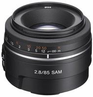 Фото - Объектив Sony SAL-85F28 85mm F2.8