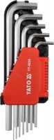 Набор инструментов Yato YT-5835