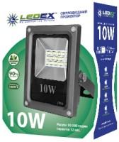 Прожектор / светильник LEDEX 10W SMD Slim Standart 102324