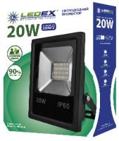 Фото - Прожектор / светильник LEDEX 20W SMD Slim Standart 102325