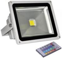 Прожектор / светильник LEDEX 50W RGB Standart 12725
