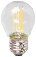 Лампочка LEDEX Filament G45 4W 4000K E27