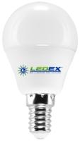 Лампочка LEDEX G45 6W 3000K E14