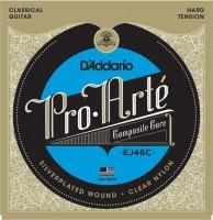 Струны DAddario Pro-Arte Composite 29-44