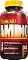 Фото - Аминокислоты Mutant Amino 300 tab