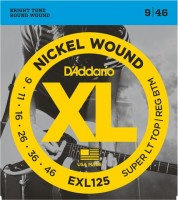 Струны DAddario XL Nickel Wound 9-46