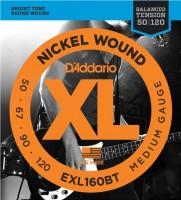 Фото - Струны DAddario XL Nickel Wound Bass 50-120