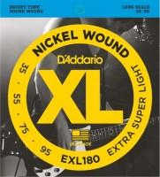 Фото - Струны DAddario XL Nickel Wound Bass 35-95