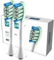 Насадки для зубных щеток Lebond Unique Whitening
