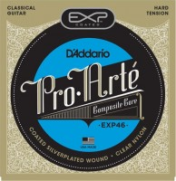 Струны DAddario EXP Coated Pro-Arte Composite 29-46