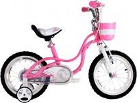 Детский велосипед Royal Baby Little Swan Steel 14
