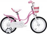 Детский велосипед Royal Baby Little Swan Steel 18