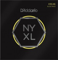 Струны DAddario NYXL Nickel Wound 9-46
