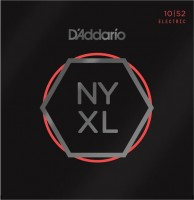 Струны DAddario NYXL Nickel Wound 10-52