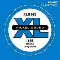 Фото - Струны DAddario Single XL Nickel Wound Bass 145
