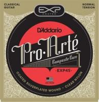 Струны DAddario EXP Coated Pro-Arte Composite 28-44