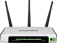 Wi-Fi адаптер TP-LINK TL-WR1043ND