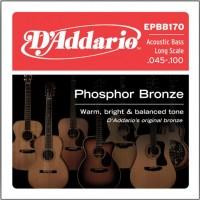 Струны DAddario Phosphor Bronze Acoustic Bass 45-100